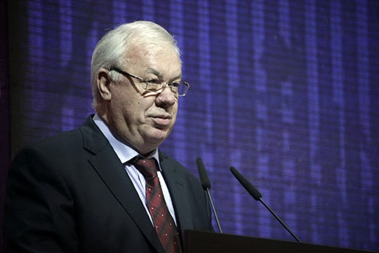 В.П.Шерстюк: Меры доверия должны расширять, повышать только тогда можно будет достичь чего-то
