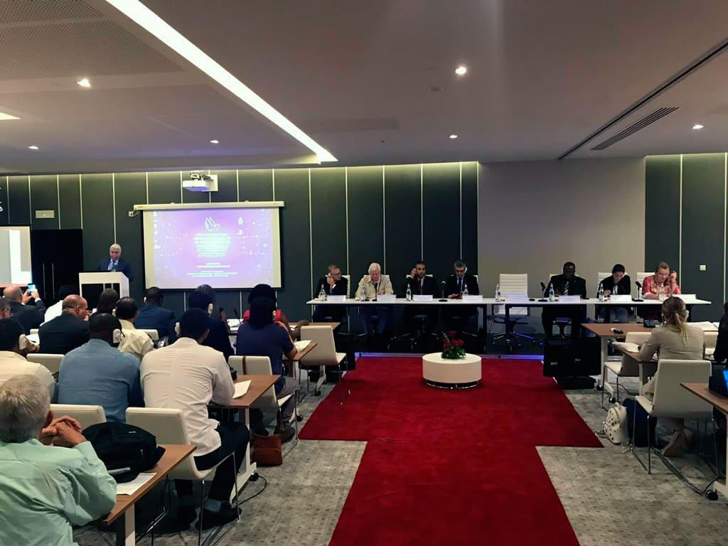 НАМИБ приняла участие 8-10 июля 2019 г. в Международном форуме в Гаване