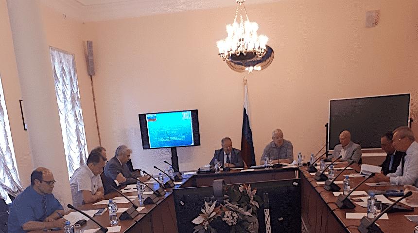 О заседании Президиума Ассоциации