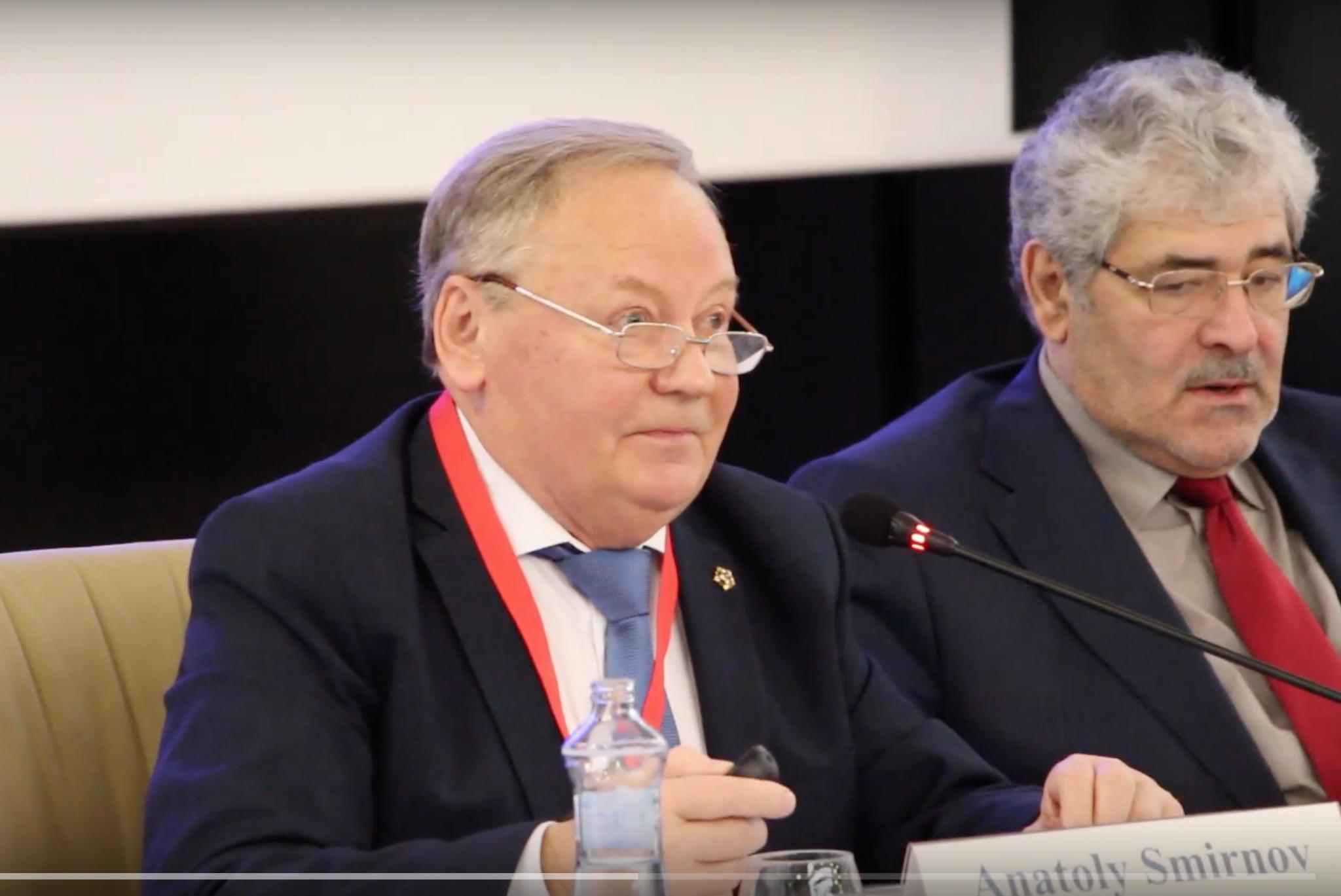 Медиафорум-2019 — Анатолий Смирнов: международное право не адаптировано к вызовам в области кибербезобасности