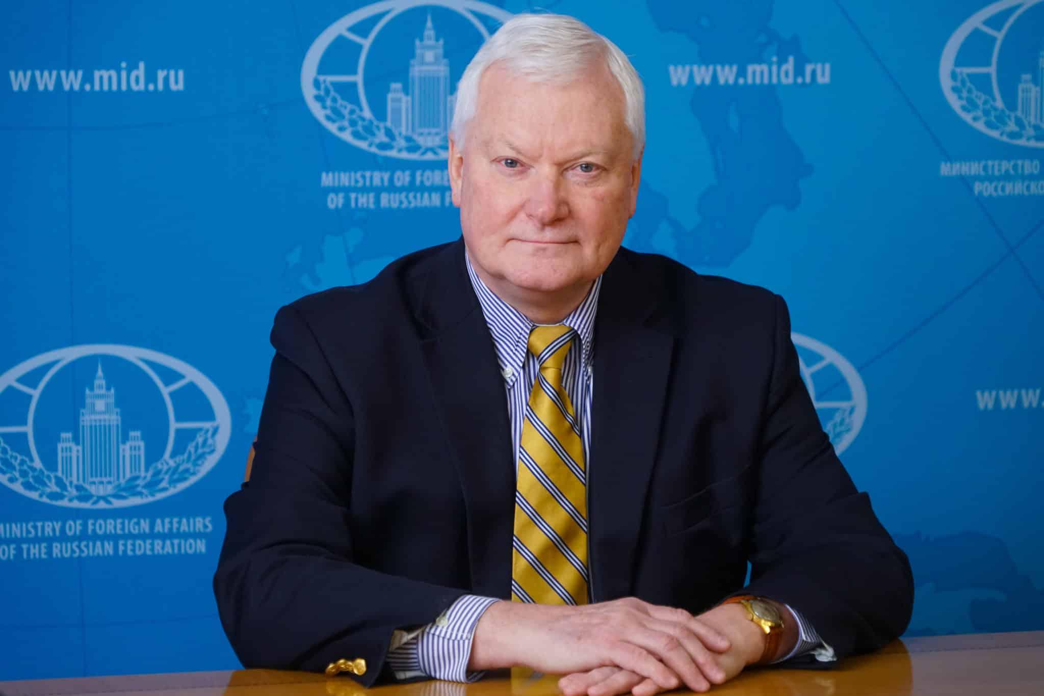 Член Президиума НАМИБ КРУТСКИХ Андрей Владимирович назначен директором Департамента международной информационной безопасности МИД России