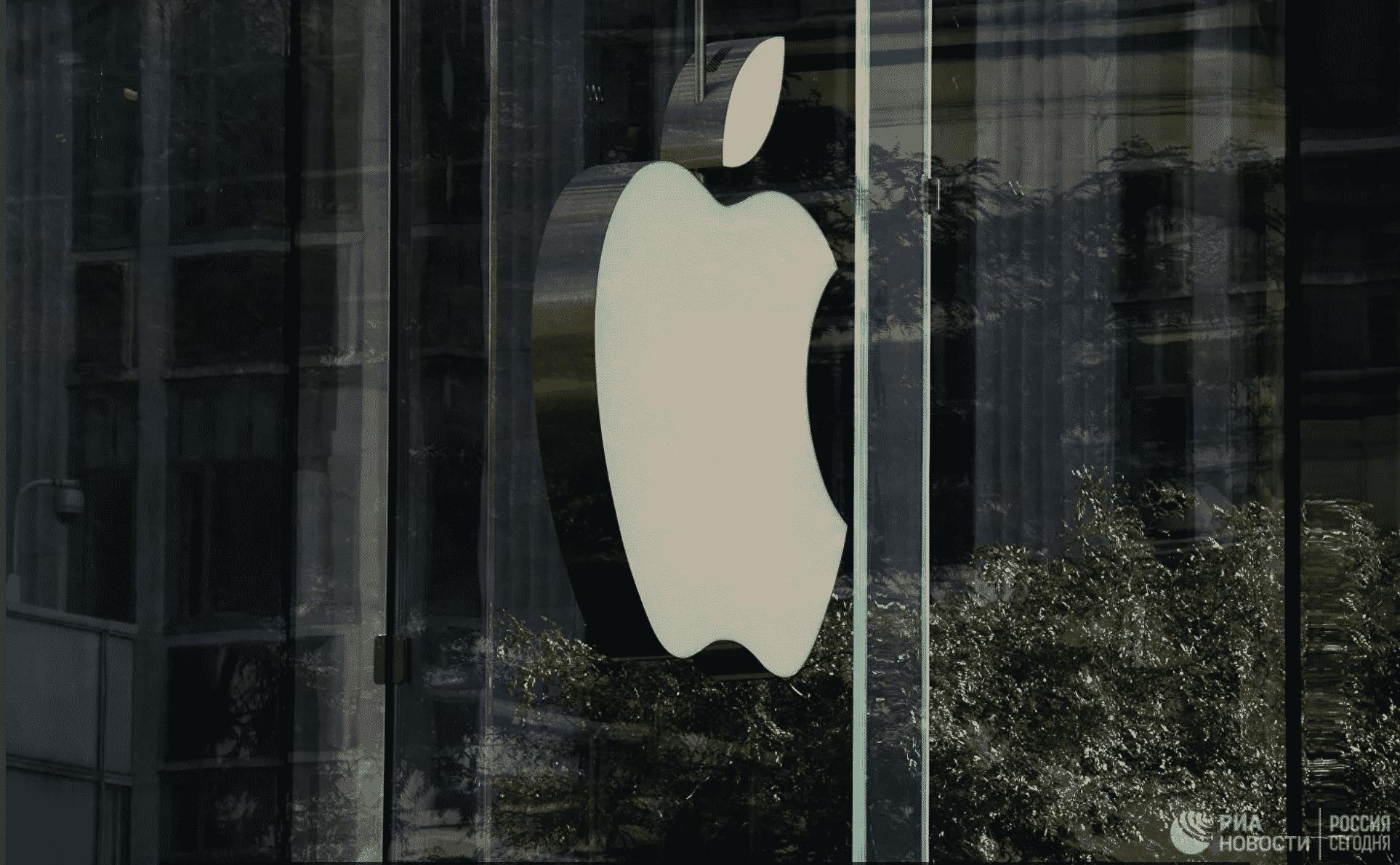 МИД прокомментировал обвинения в адрес Apple в сговоре с Россией